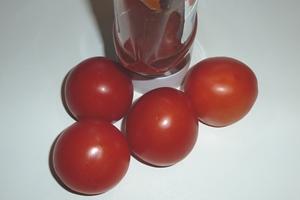 Tomatenflecken entfernen